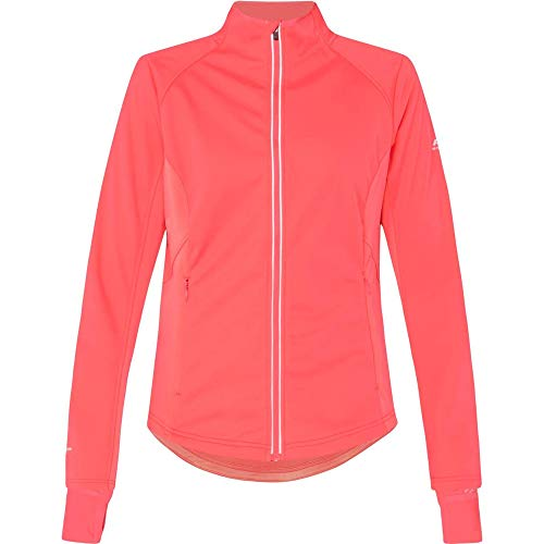 Pro Touch Function Veste Softshell Susa Femme, Black/Black/Black/Reflective S, FR : S (Taille Fabricant : 38)