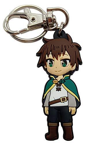 Isekai Quartet S2- SD Kazuma PVC Keychain (Konosuba Character)