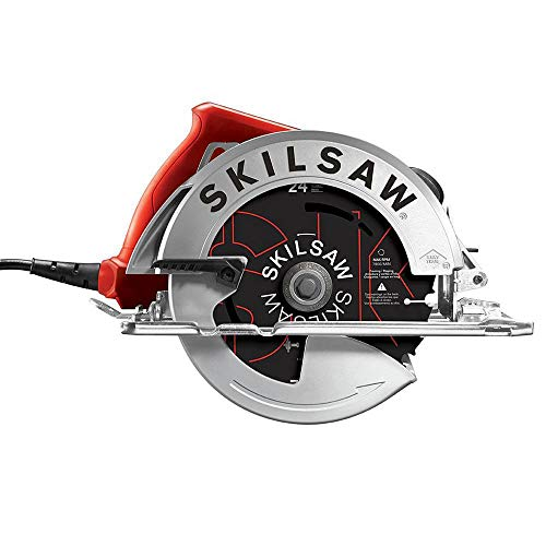 SKILSAW 15 Amp Corded Electric 7-1/4 in. Circular Saw with 24-Tooth SKILSAW Carbide Blade