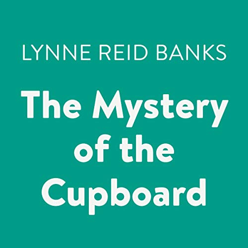 The Mystery of the Cupboard audiobook cover art