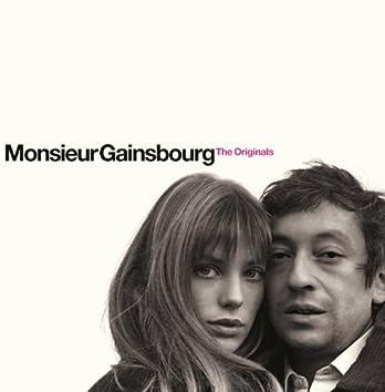 Monsieur Gainsbourg Originals