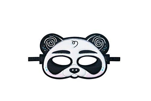 Dreamy Dress-Ups 71852 Animal Mask, Panda, masker stoffen masker dierenmasker pandabeer