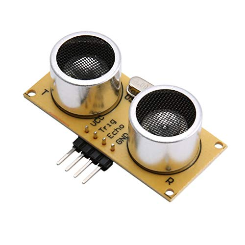 Tree-on-Life El módulo de Rango del Detector de Ondas ultrasónicas US-026 para el Sensor de Distancia arduino reemplaza HC-SR04 Wide Voltage 3V ~ 5.5V
