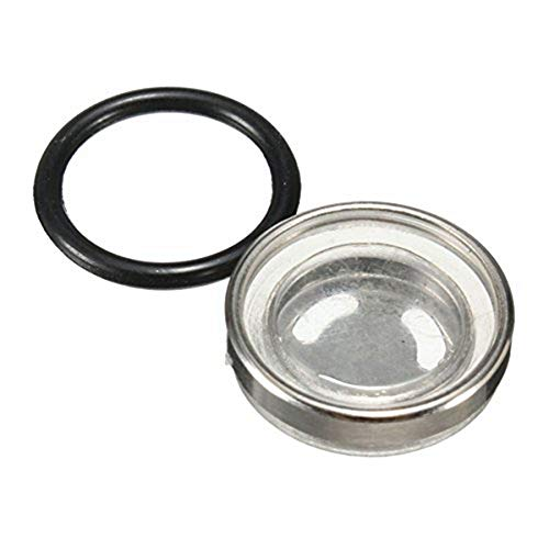 Price comparison product image Alamor 18Mm Sight Mirror Gasket For Brake Master Cylinder Reservoir Motorcycle Dirt Bike