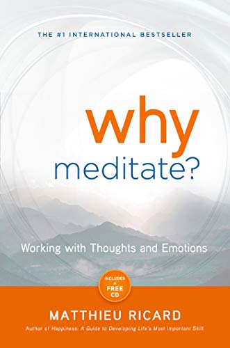 Why Meditate?: Working with Thoughts and Emotions