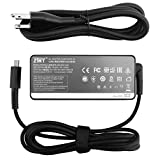 ZTHY Lenovo 65W Type C USB-C Laptop Charger AC Adapter Compatible with Lenovo Thinkpad P52s T470 T480 T480s T580 T590 L390 L480 X280 E480 E485 Chromebook 100e 300e 500e c340 Power Supply ADLX65YLC3A