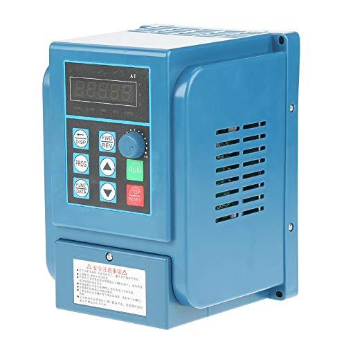 1 stück 380VAC 6A Frequenzumrichter VFD Drehzahlregler Inverter universal typ für 3-phasig 2,2kW AC Spindelmotor