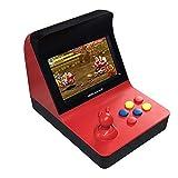 A8 Retro Arcade Retro Mini portátil de Pantalla Grande Arcade Gba Nostálgico Consola de Juegos portátil, Negro (Color...