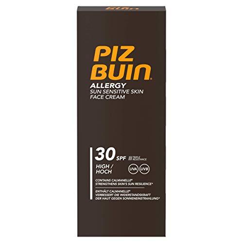 Piz Buin Allergy Sun Sensitive Face Cream SPF 30, 50ml