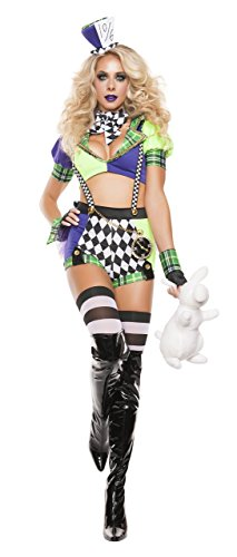 Starline Women's Tipsy Hatter Costume (X-Large)