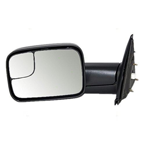 07 dodge ram heated tow mirror - 4