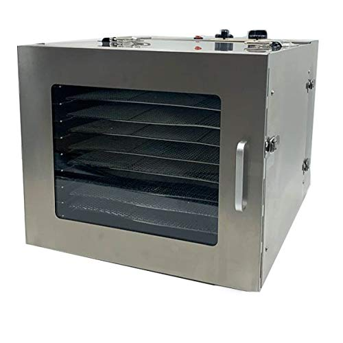Great Features Of Cozyel 1000W Food Dehydrator Machine - 12 Hours Adjustable Timer | Temperature Con...
