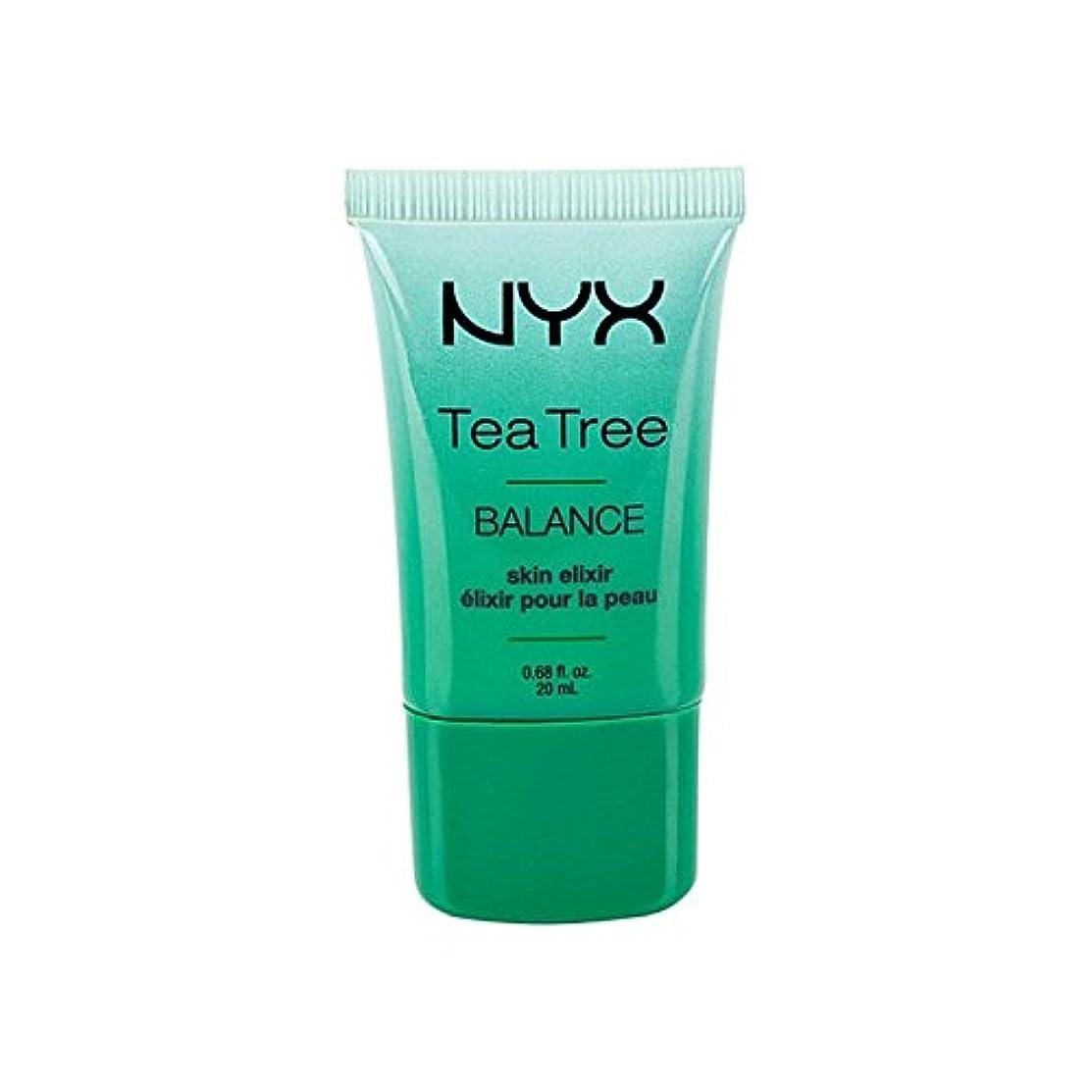 メトリック第自分Nyx Cosmetics Balance Skin Elixir (Pack of 6) - 化粧品バランス肌の万能薬 x6 [並行輸入品]