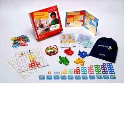Numicon: First Step Numicon at Home Book/Bundle Kit (Mixed media product) - Common