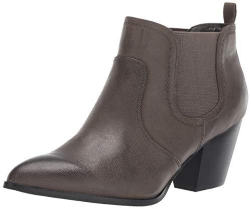 Bella Vita Women's Emerson Chelsea Boot, GREY BRNSH, 7 M US