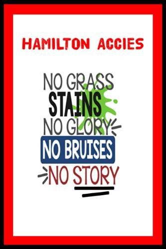 Hamilton Accies: Quick Journal, Hamilton Academical FC Journal, Hamilton Academical Football Club, Hamilton Academical FC Diary, Hamilton Academical FC Planner, Hamilton Academical FC