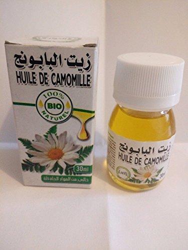 Pflanzenöl und reines Kamille-Bio-Öl aus Kamille-Herkunft Marokko 30ml
