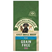 Suitable for Small Breed Adult dogs (up to 10kg), not suitable for puppies. All the goodness of James Welbeloved but formulated without cereals, making it ideal for those dogs who react to wheat, barley, oats, maize or rice. Naturally healthy, comple...