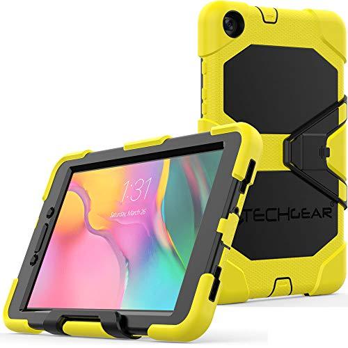 TECHGEAR G-Shock Funda Compatible con Nuevo Samsung Galaxy Tab A 8.0