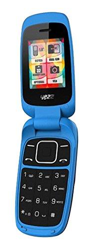 Yezz Bar Phone C50 Teléfono móvil, Doble SIM, Azul (Italia)