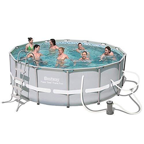 Bestway Power Steel 14' x 48' Frame Pool Set