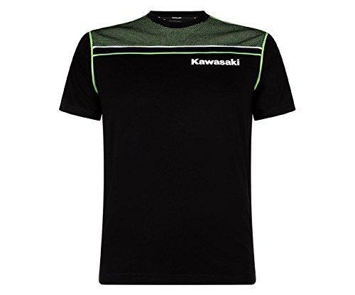 Kawasaki Sports Herren T-Shirt schwarz Größe XL