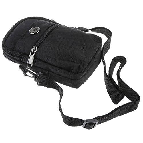 gazechimp Bolsa de cinto esportiva para viagem, capa de celular