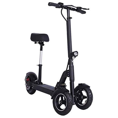 Adultos Mini Scooter Eléctrico Plegable Triciclo, Velocidad Máxima De 30 Km/H, De...