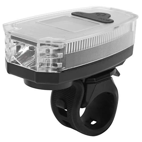 Pwshymi Luz Trasera Lámpara de Advertencia Luz de Bicicleta con bocina Computadora Aventura al Aire Libre Altamente confiable para usos al Aire Libre