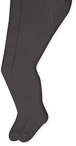 Sterntaler Pack de deux Collants pour bébés, Âge: 0-2 Mois, Taille: 56, Anthracite