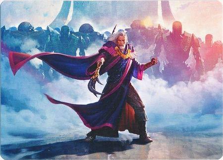 Magic: The Gathering - Urza, Lord High Artificer - Art Series Modern Horizons