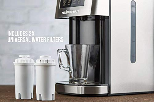 Andrew James Purify Hot Water Dispenser and Water Filter 4 litre Capacity