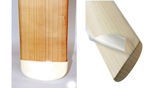 GREAT MASTER Cricket Bat Toe Guard With Scuff Sheet-5 Pcs