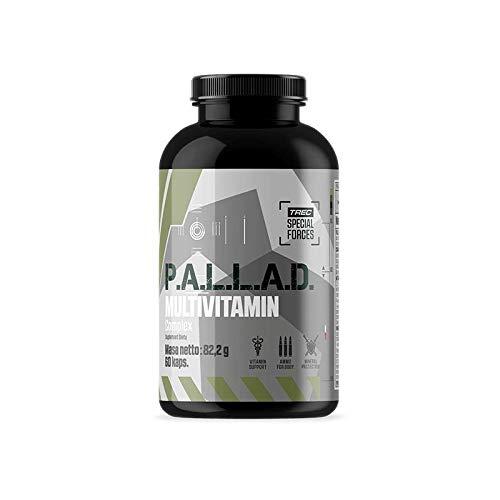 Trec Nutrition P.A.L.L.A.D. Multivitamin Complex 60Cap 70 g