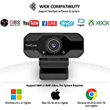Zoom IMG-2 tedgem webcam full hd 4k