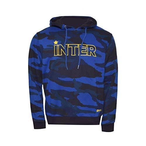 Sabor Felpa Inter Mimetica Camouflage Ufficiale FC Internazionale Calcio PS 40066-XL