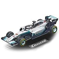 Carrera Toys GO!!! Speed Grip Set Pista da Corsa e Due Macchinine, Una Ferrari e Una Mercedes, Gioco Adatto per Bambini dai 6 Anni, Multicolore, 20062482 #3