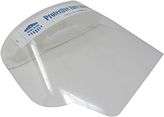 Greenleaf Industries Disposable Face Shield – Full Face Coverage & Protection..