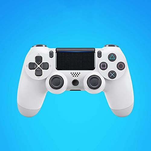 GXLO Controlador de Joystick de Juego inalámbrico Controlador de Juego inalámbrico Bluetooth Controlador de Juego inalámbrico Gamepad Mango de Joystick para teléfonos PC/Android, tabletas, PS4
