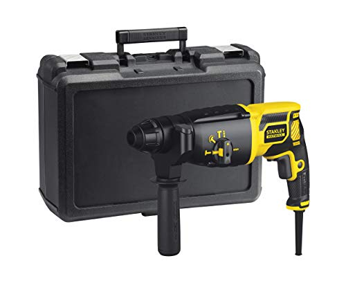 STANLEY FATMAX FME500K-QS - Martillo percutor SDS Plus 750W,