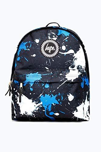 Hype Black Splatter Backpack