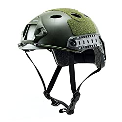 Tactical Crusader Lightweight Tactical Helmet