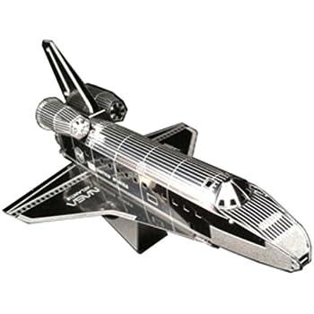 メタリックナノパズル スペースシャトルアトランティス
