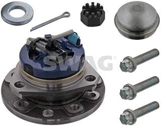 SWAG Wheel Bearing Kit Front Axle Fits OPEL Astra Zafira MPV VAUXHALL 1603211
