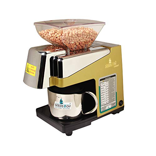 Seeds To Oil S2O-2A Oil Extractor Machine
