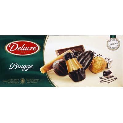 Delacre Biscuits assortis Brugge - La boîte de 200 g