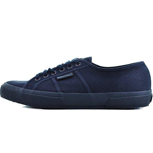 Superga Unisex 2750 Cotu Classic Sneaker, Blau (C43), 38 EU