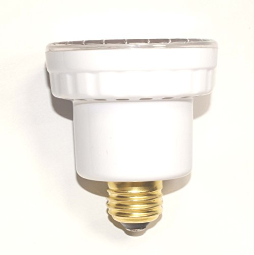 LAMPAOUS LED Hot Tub Lights Bulb, RGB Muliti Color LED Spa Lights, E26 Base Br20 Spa Bulb Replacement Bulb for Pentair, Hayward, Jandy Hot Tub Fixture, 120VAC 15 Watt