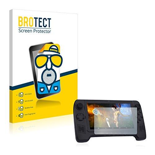BROTECT 2X Entspiegelungs-Schutzfolie kompatibel mit GPD G7 Gamepad Displayschutz-Folie Matt, Anti-Reflex, Anti-Fingerprint