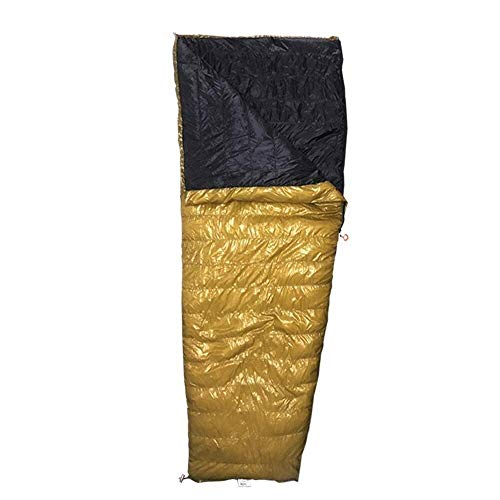 HUALI To keep warm waterproof hiking lightweight portable camping outdoor activities e for camping (color: gold, size: 200x82cm), size: 200x82cm, Color: Gold LIULI